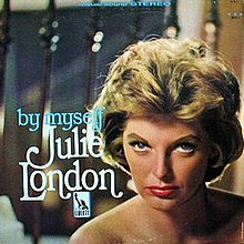 By Myself (Julie London album) cover.jpg