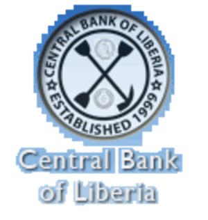 Central Bank of Liberia - Image: CENTRAL BANK OF LIBERIA LOGO