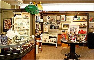 Chapel Hill Museum - Image: CH Mshop