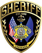 Calcasieu Parish Sheriff's Office - Wikipedia