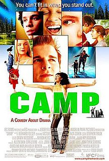 Camp (2003 film) Theatrical Release Poster.jpeg