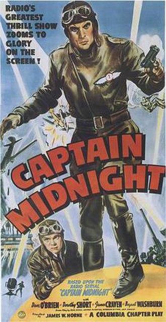 Captain Midnight (serial) - Image: Captain Midnight