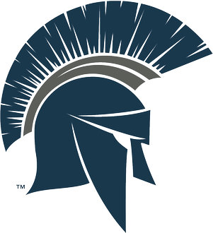 Case Western Reserve University Spartans logo mascot