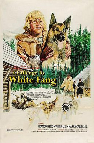 Challenge to White Fang - Image: Challenge to White Fang