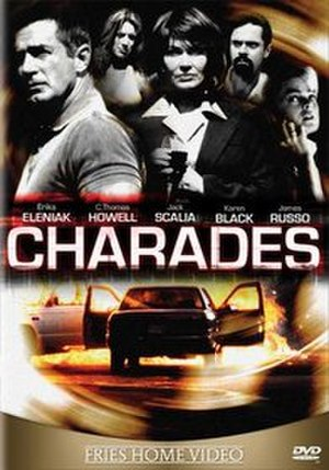 Charades (film) - DVD cover