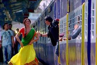 Chennai Express - Image: Chennai Express screenshot