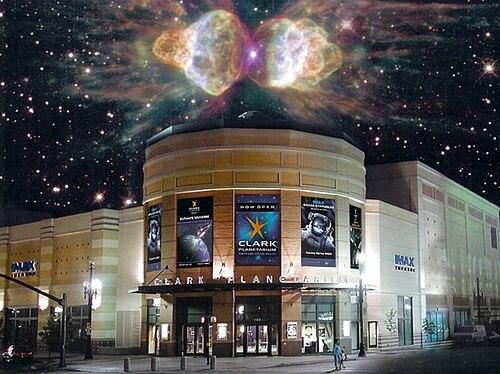 Thumbnail from Clark Planetarium