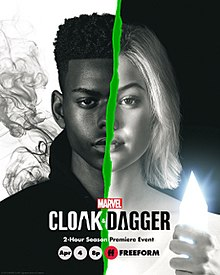 Cloak & Dagger (season 2) - Wikipedia