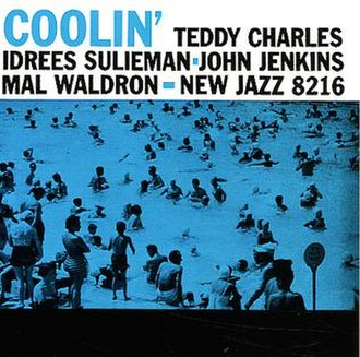 Coolin' - Image: Coolin' (Teddy Charles album cover art)