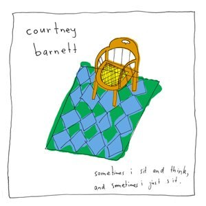 Sometimes I Sit and Think, and Sometimes I Just Sit - Image: Courtney Barnett Sometimes I Think