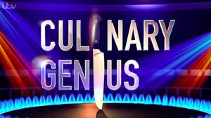 Culinary Genius - Image: Culinary Genius logo