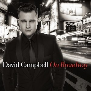 On Broadway (David Campbell album) - Image: DC on Bway