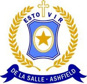 De La Salle College Ashfield - Image: DLSA Logo