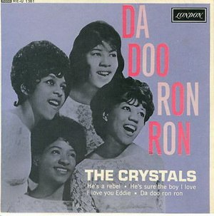 Da Doo Ron Ron - Image: Da Doo Ron Ron single