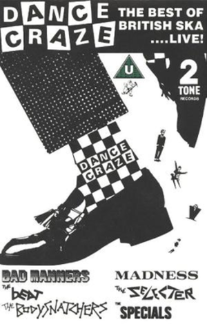 Dance Craze - Video cover for Dance Craze