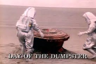 Day of the Dumpster - Image: Day of the Dumpster