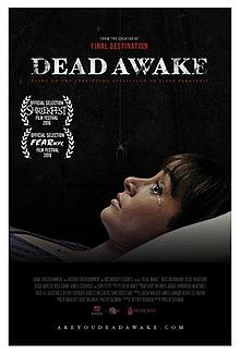 Dead Awake (2016 film) - Wikipedia