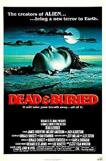<i>Dead & Buried</i> 1981 film by Gary Sherman