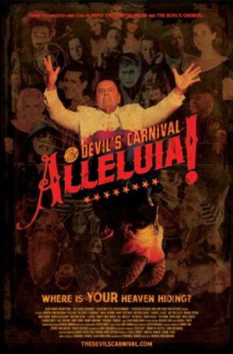 Alleluia! The Devil's Carnival - Theatrical poster