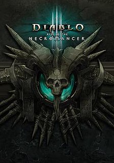 <i>Diablo III: Rise of the Necromancer</i>