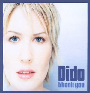 Thank You (Dido song) - Image: Didothankyou