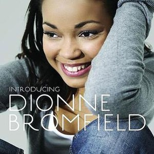 Introducing Dionne Bromfield - Image: Dionnebromwickalbum