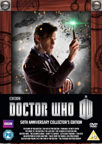 Doctor Who (2013 specials) - Image: Doctor Who 2013 specials