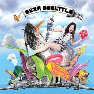 Eliza Doolittle (album) - Image: Eliza Doolittle