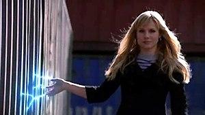 Fight or Flight (Heroes) - Image: Elle Bishop (Heroes TV series, episode 5)