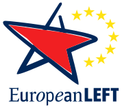 Logo of the European Left