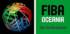 FIBA Oceania - Image: FIBA Oceania logo