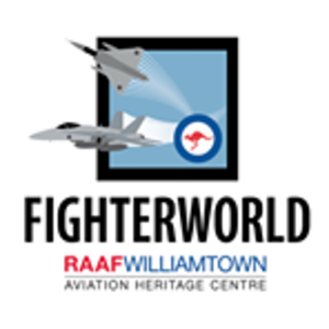 Fighter World - Image: Fighter World logo