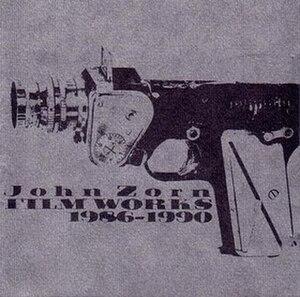 Filmworks 1986–1990 - Image: Filmworks 1986 1990 Nonesuch