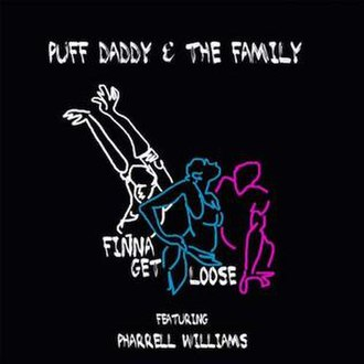 Puff Daddy & the Family featuring Pharrell Williams — Finna Get Loose (studio acapella)