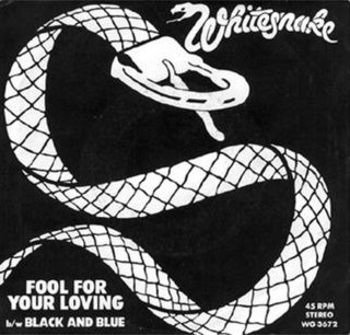 Fool for Your Loving 1980 single by Whitesnake