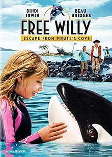 Free Willy: Escape from Pirate's Cove - Wikipedia