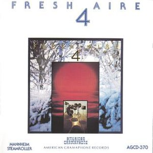 Fresh Aire IV - Image: Fresh Aire 4 Cover