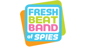 Fresh Beat Band of Spies - Image: Fresh Beat Band of Spies Logo