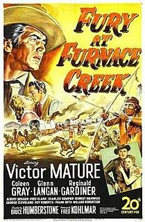 <i>Fury at Furnace Creek</i> 1948 film by H. Bruce Humberstone