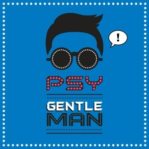 Gentleman (Psy song) - Image: Gentleman cover artjpg
