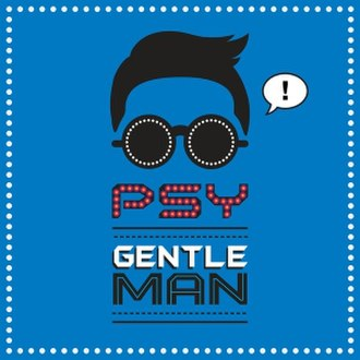 Gentleman (Psy song) - Image: Gentleman cover artjpg