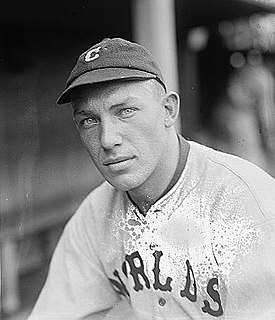George Uhle American baseball player