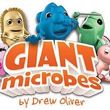 GIANTmicrobes - Wikipedia 0d134ec4b