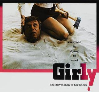 <i>Mumsy, Nanny, Sonny and Girly</i> 1970 film directed by Freddie Francis