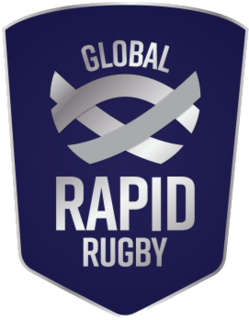 Global Rapid Rugby International rugby union competition