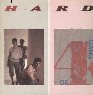 Hard (Gang of Four album) - Image: Go 4Hard