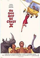 Picture of a movie: The Gods Must Be Crazy II