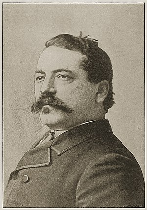 Samuel Gompers - Gompers as he appeared in 1894.