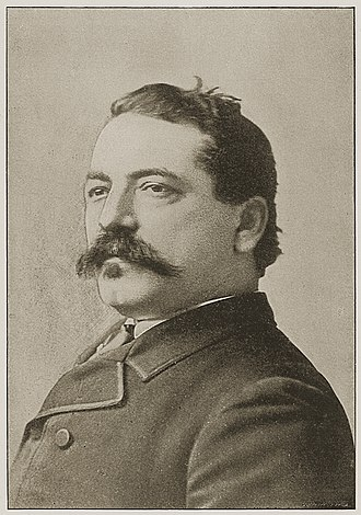 Labor history of the United States - Samuel Gompers in 1894; he was the AFL leader 1886-1924.