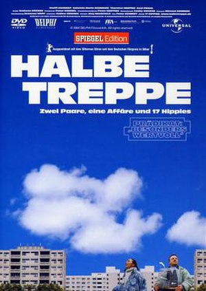 Grill Point - Image: Halbe Treppe DVD Cover